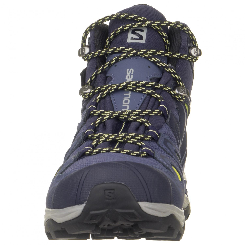 fefe8c1756d Salomon - Women's X Ultra 3 Mid GTX - Walking boots - Magnet / Black /  Monument | 4 (UK)