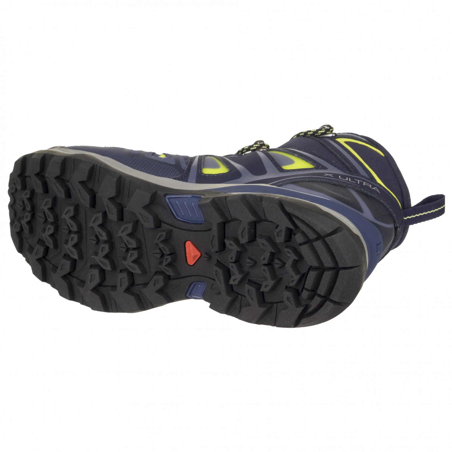 the best attitude 57320 ddb9e Salomon - Women's X Ultra 3 Mid GTX - Wanderschuhe - Magnet / Black /  Monument | 4 (UK)