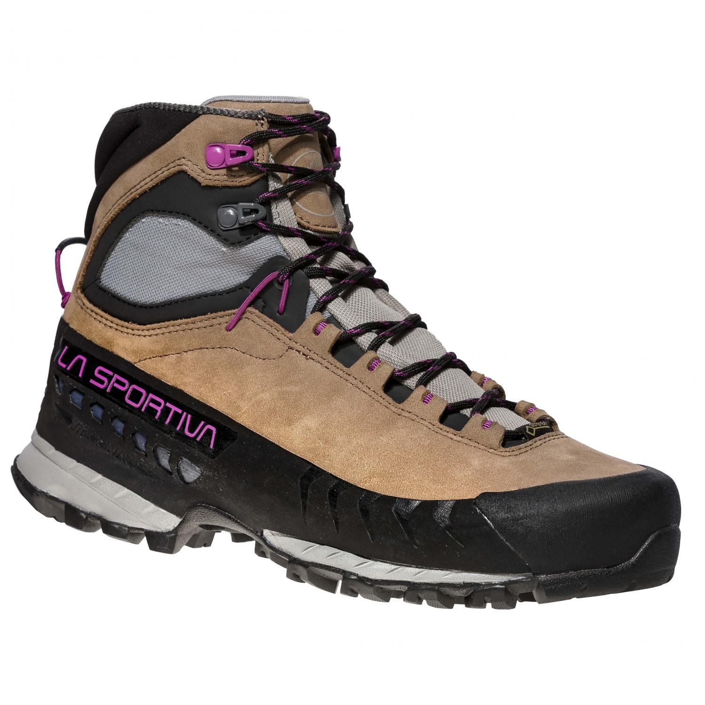 on sale 6b4b1 a5d60 La Sportiva - Women's TX5 GTX - Scarpe da trekking - Taupe / Purple | 36  (EU)