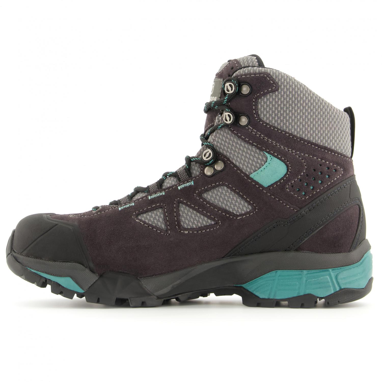 Scarpa Women's ZG Lite GTX Chaussures de randonnée Dark Gray Icefall | 38 (EU)