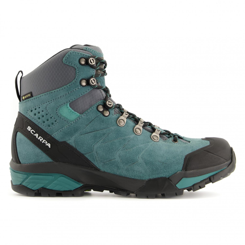 sale retailer e7597 8bc06 Scarpa - Women's ZG Trek GTX - Scarpe da trekking - Titanium / Red Ibiscus  | 37 (EU)