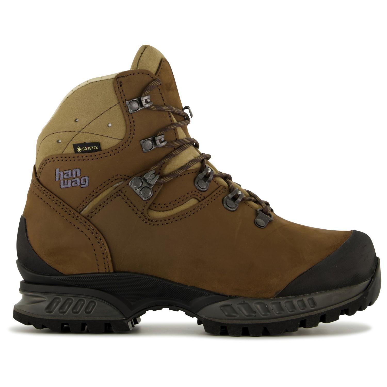 Hanwag Tatra II Bunion GTX Shoes Women brown UK 4 wIG7V3