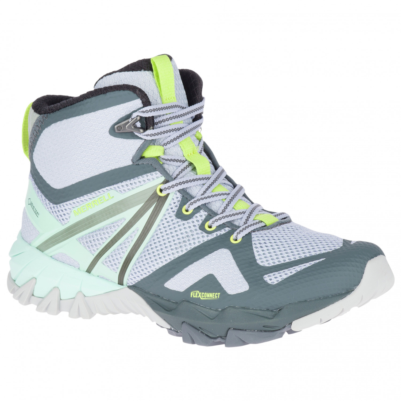 eb4d305891c Merrell - Women's MQM Flex Mid GTX - Walking boots - Heather   37 (EU)