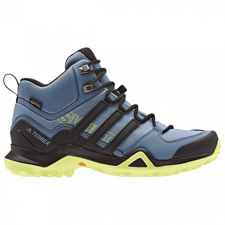 adidas Terrex Swift R2 GORE-TEX Damen Outdoorschuhe Wanderschuhe Schuhe schwarz AWYxF