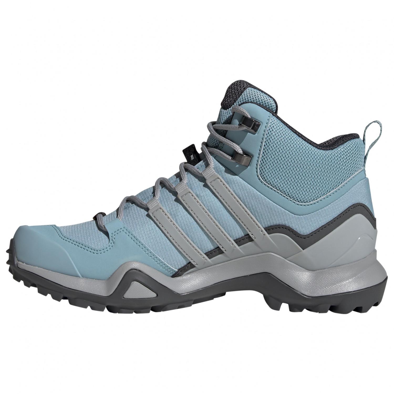 Adidas Outdoor Terrex Swift R2 Mid GTX Hiking Shoes Women's
