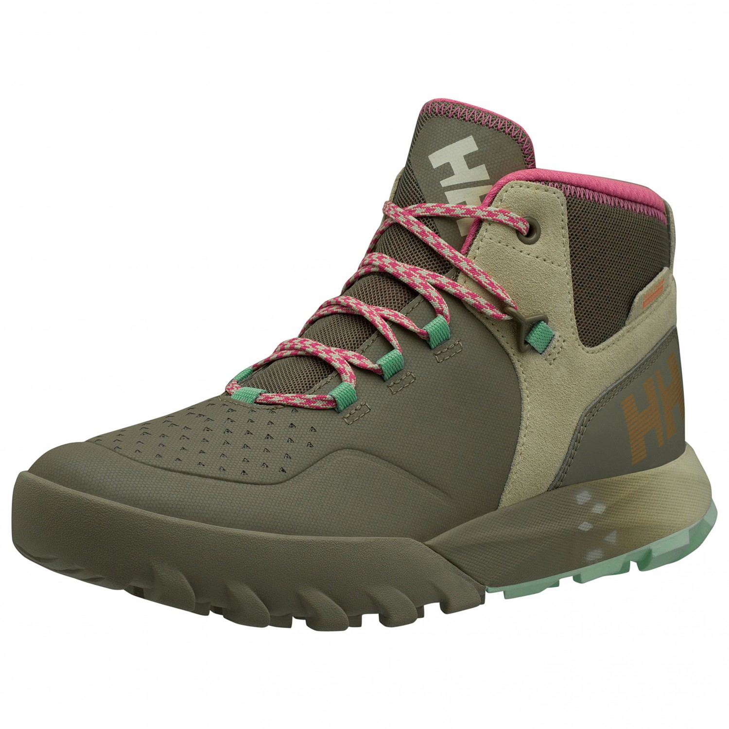 quality design 19cdf d968c Helly Hansen - Women's Loke Rambler HT - Walking boots - Fallen Rock /  Castle Wall | 6,5 (US)