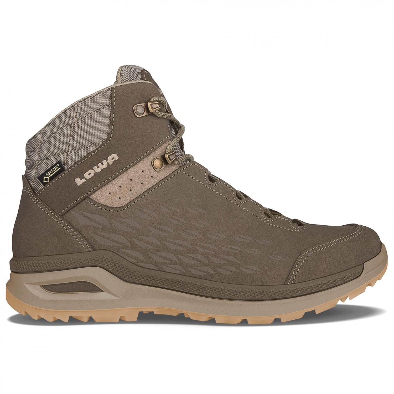 nieuwkomers verkoop aantrekkelijke prijs Lowa - Women's Locarno Gtx Qc - Walking boots - Anthrazit / Eisblau | 4,5  (UK)