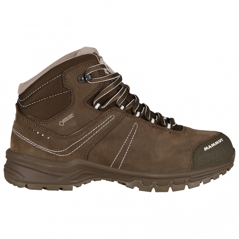 am modischsten Rabatt-Sammlung Mode-Design Mammut - Nova III Mid GTX Women - Walking boots - Graphite / Whisper | 3,5  (UK)