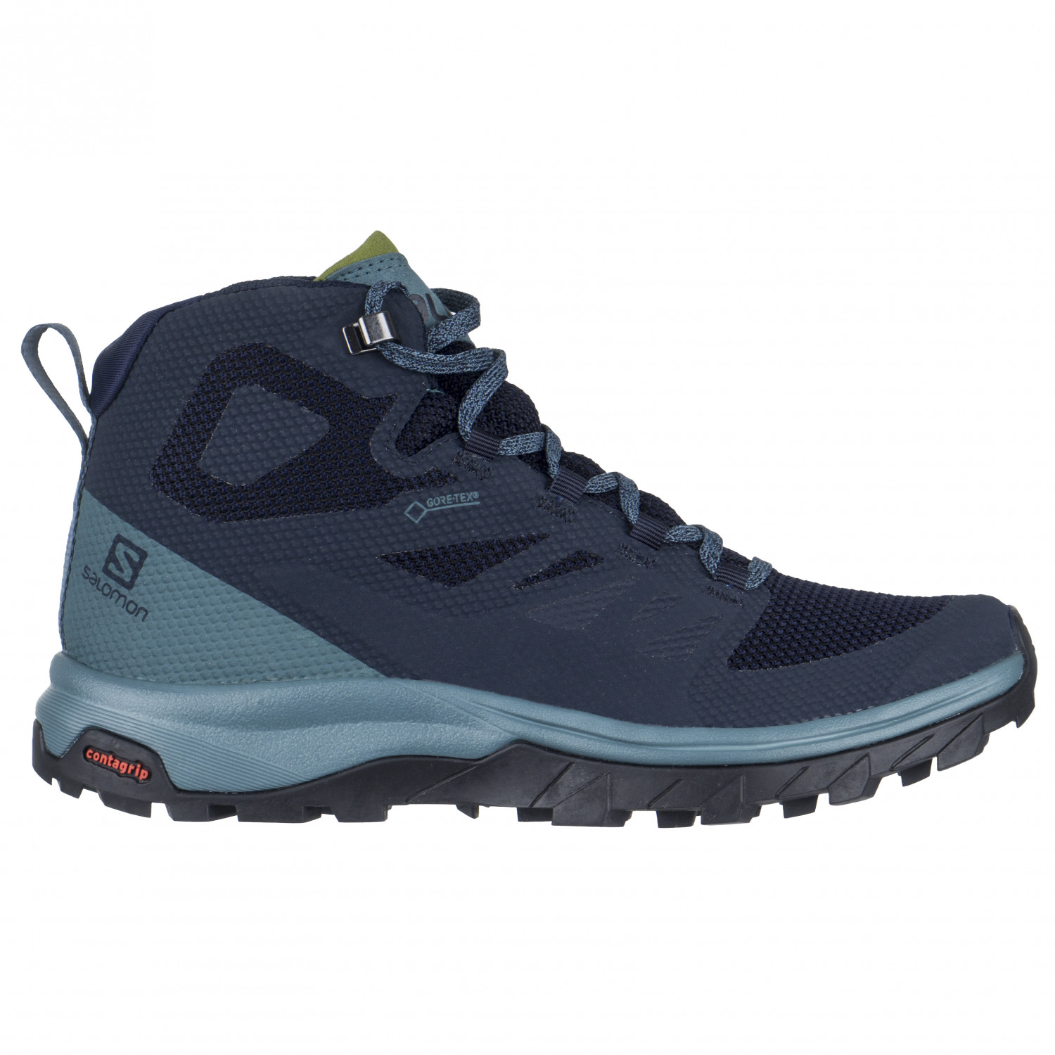 salomon outline mid gtx hiking boots - women's online