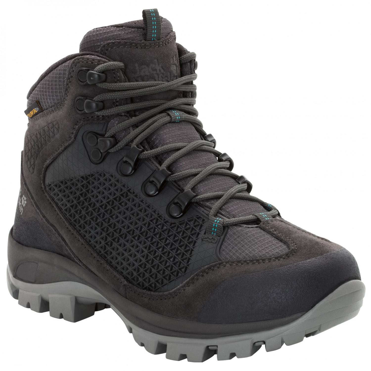 jack wolfskin all terrain pro texapore mid walking boots. Black Bedroom Furniture Sets. Home Design Ideas