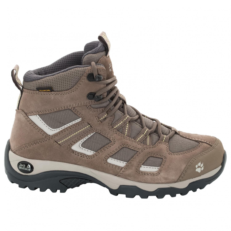 e70b5abb8b ... Jack Wolfskin - Women's Vojo Hike 2 Texapore Mid - Walking boots ...