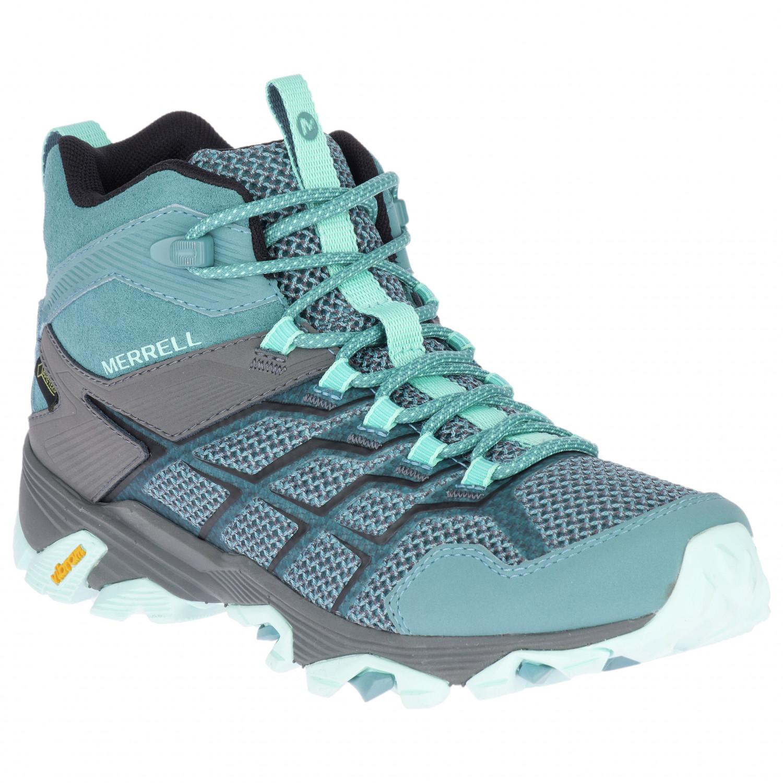 f2e4bbdab04e Merrell - Women s Moab FST 2 Mid GTX - Walking boots