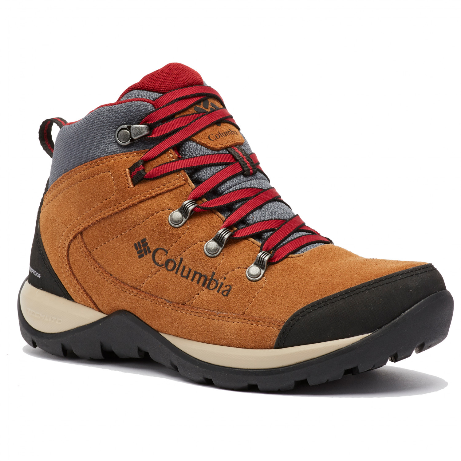 Columbia Womens Fire Venture S Ii Mid Wp High Rise Hiking Boots