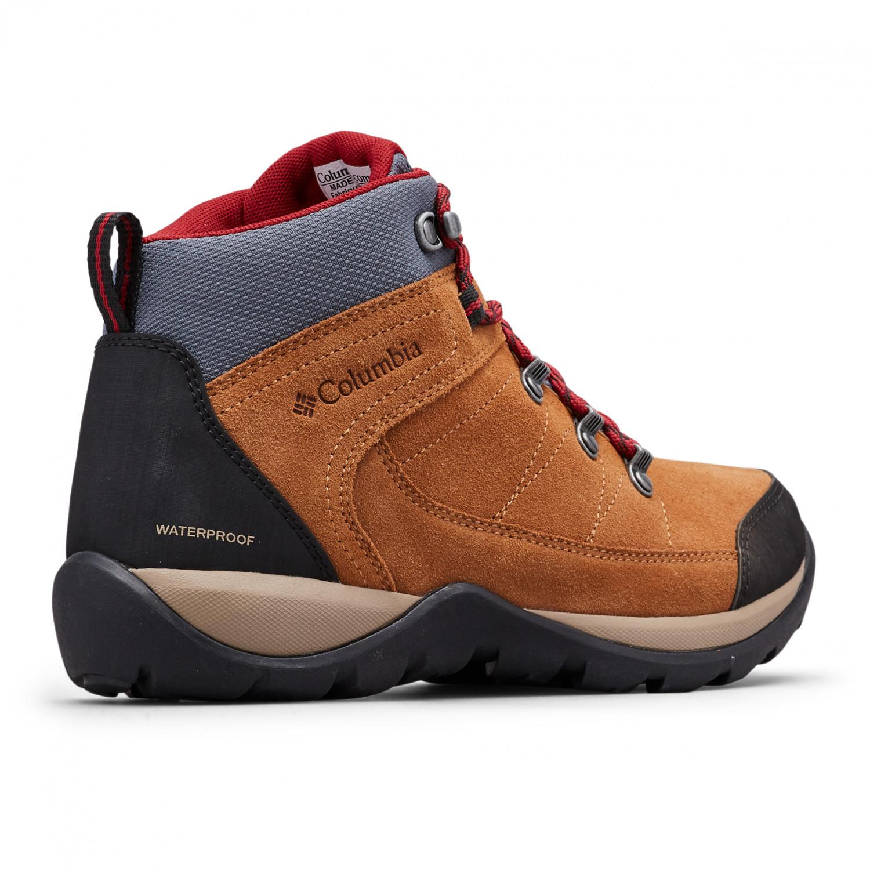 Columbia Womens Fire Venture S Ii Wp Walking Shoe