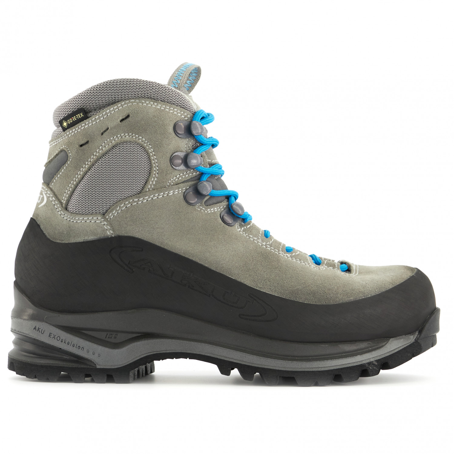 Light Superalp Gtx De Women's Montagne Turquoise6uk Aku Chaussures Grey F1JTlKc