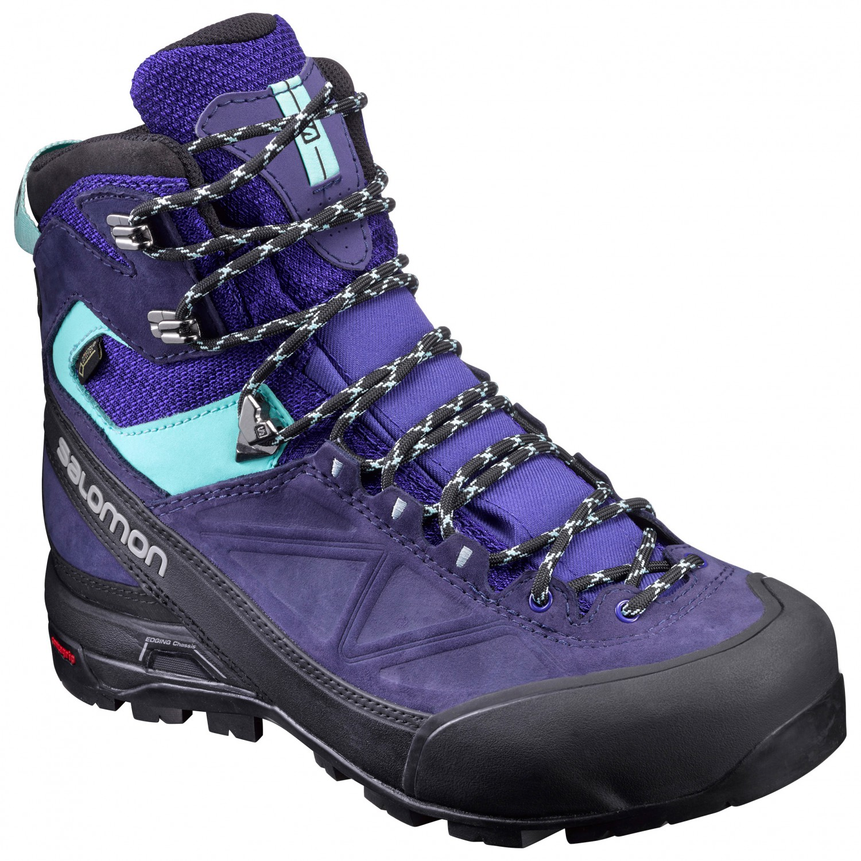 Salomon X Alp Mtn Gtx Mountaineering Boots Women S