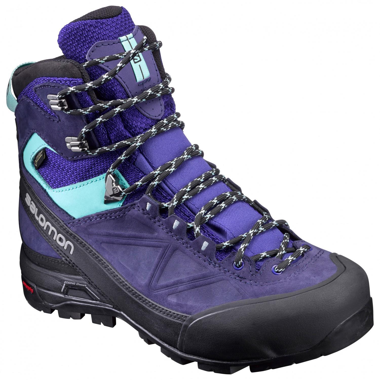 Salomon Women's X Alp MTN GTX Chaussures de montagne