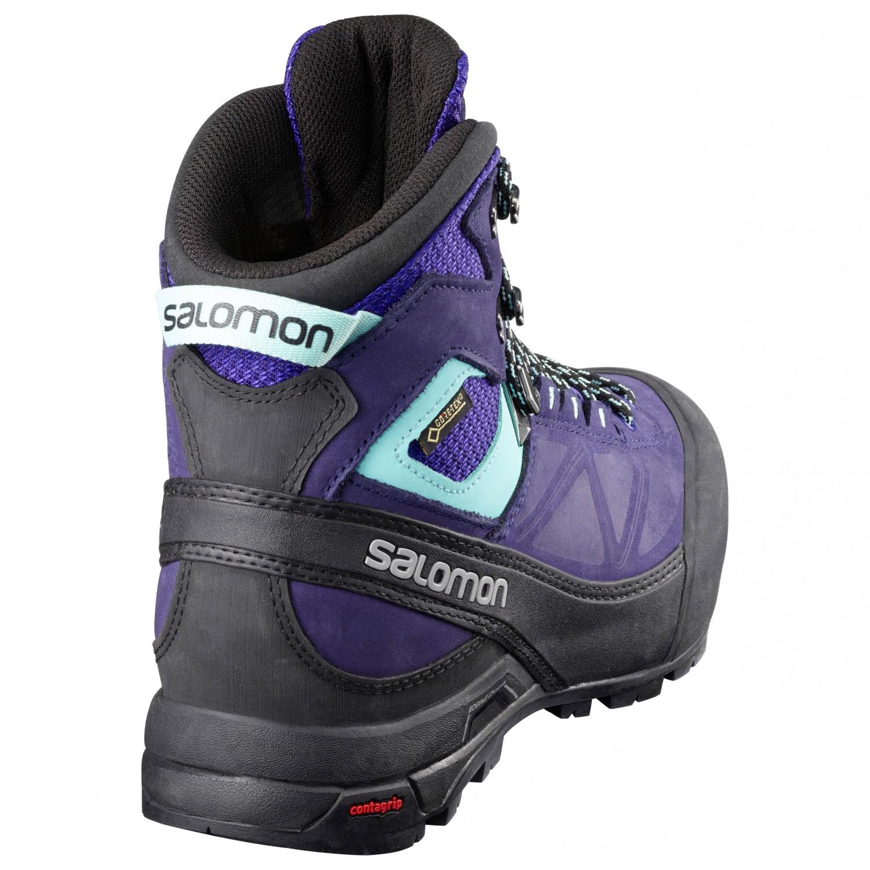 X Women's Gtx Mountaineering Boots Mtn Salomon Alp 80OPZnwNkX