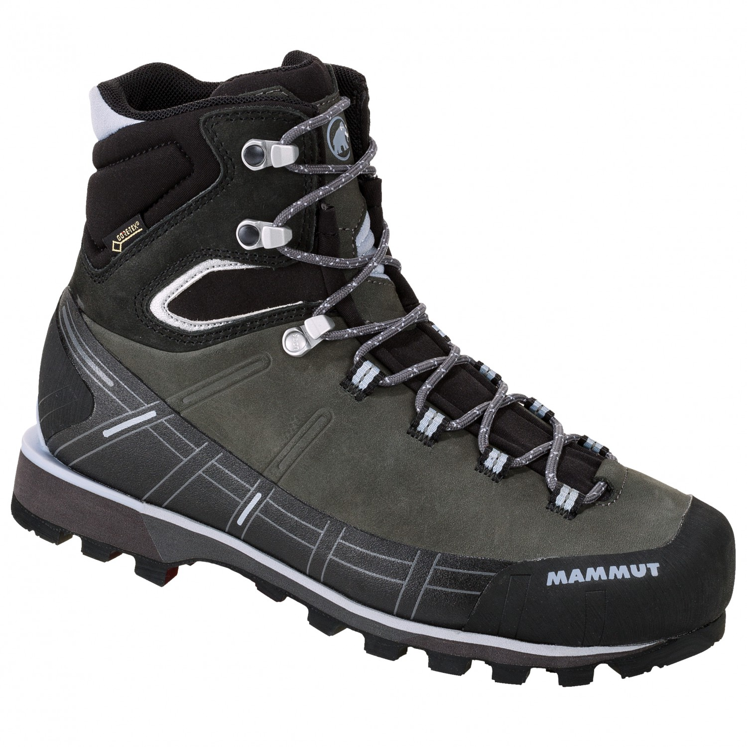 70fc5a16aad Mammut - Kento High GTX Women - Mountaineering boots - Graphite / Black | 4  (UK)