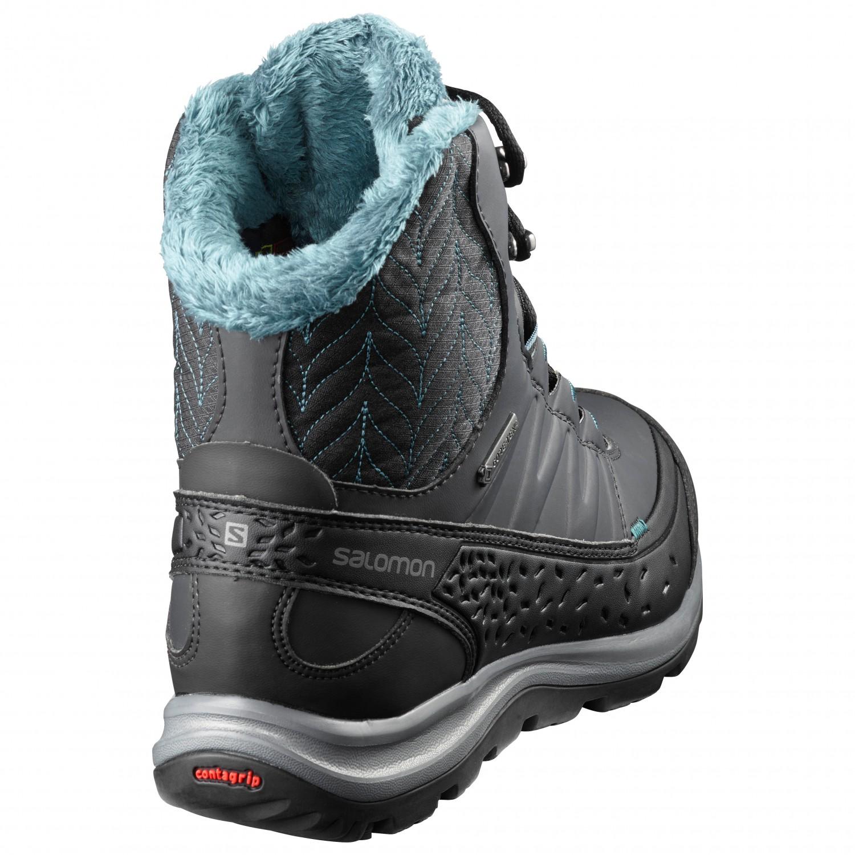 Salomon Kaïna Mid GTX Chaussures d'hiver Femme | Achat en