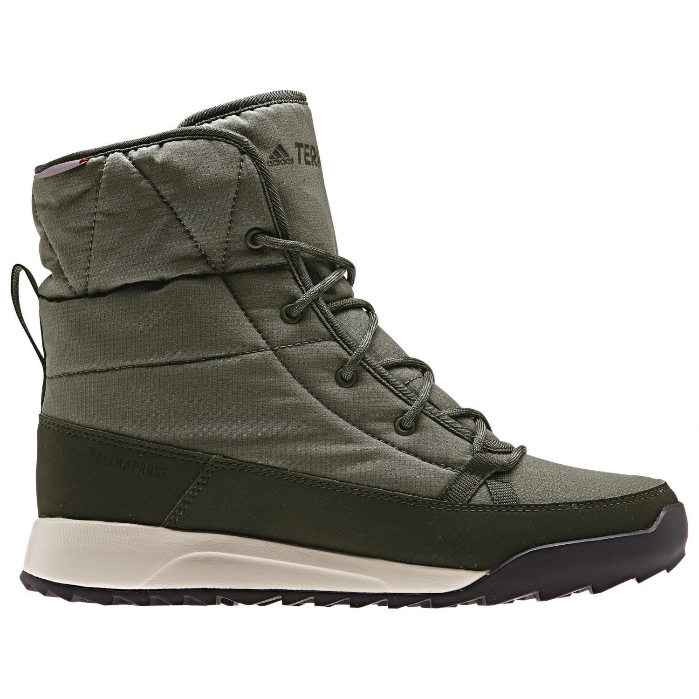adidas Women's Terrex Choleah Padded CP Chaussures d'hiver Core Black Core Black Grey Five   4 (UK)