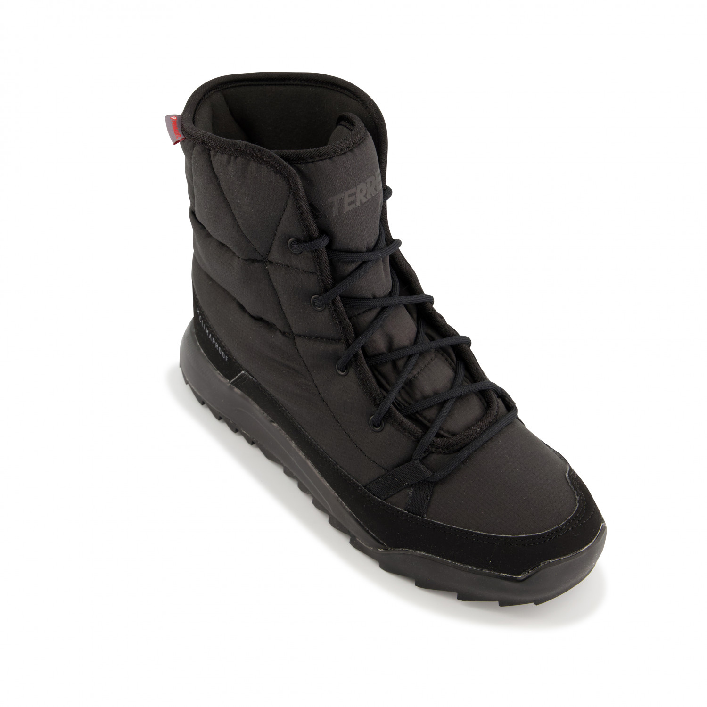 adidas Women's Terrex Choleah Padded CP Winterschuhe Core Black Core Black Grey Five   4 (UK)