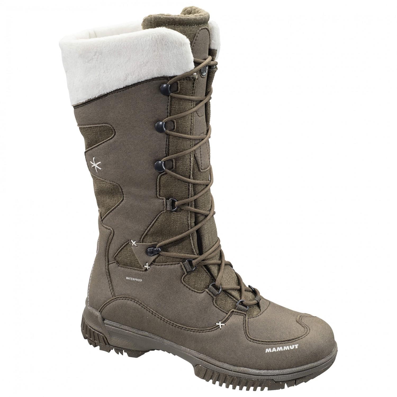 Mammut Silverheel High Wp Winter Boots Women S Free Uk
