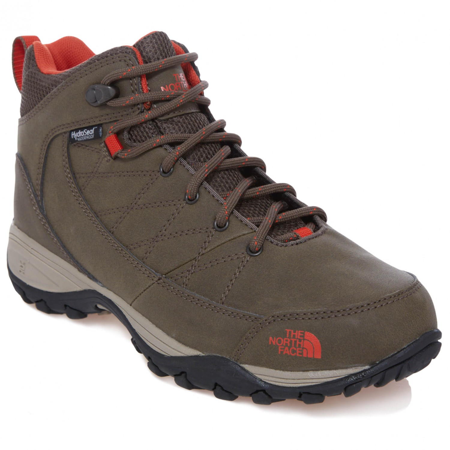 The North Face Storm Strike WP Waterproof Noir - Chaussures Chaussures-de-randonnee Femme