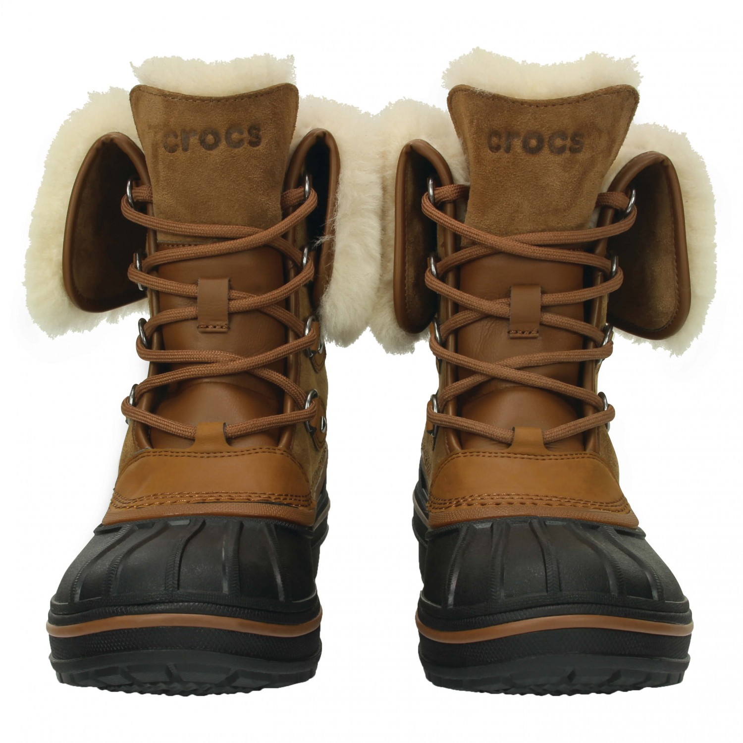 Crocs Allcast Ii Luxe Boot Winter Boots Women S Free
