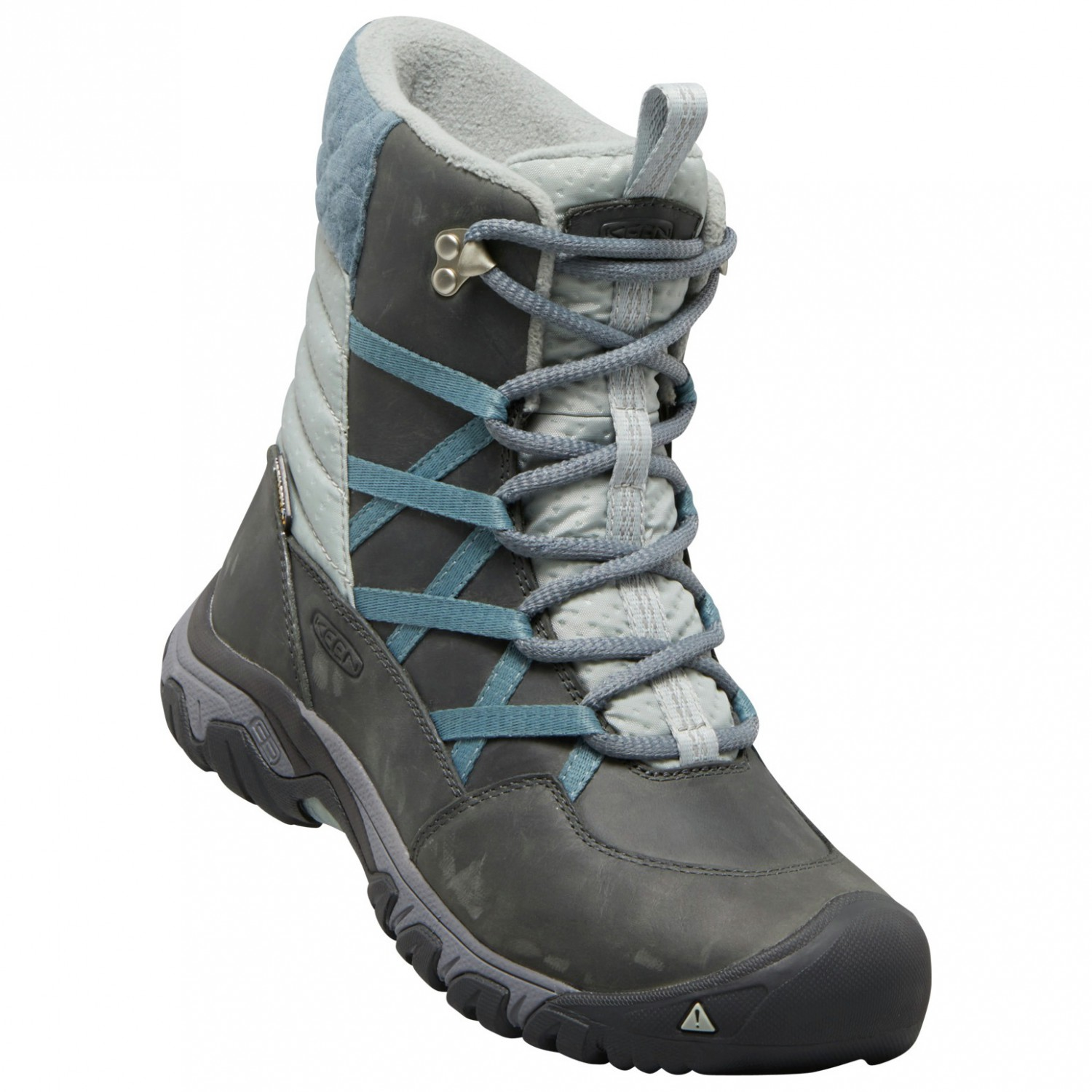 d58c7a1dfd2 Keen - Women's Hoodoo III Lace Up - Winter boots - Turbulence / Wrought  Iron | 6 (US)
