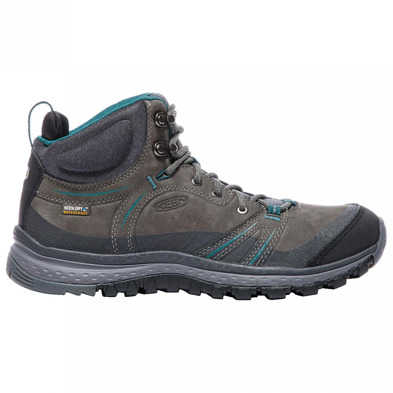 d8dec7917e8 ... Keen - Women s Terradora Leather Mid WP - Chaussures de randonnée ...