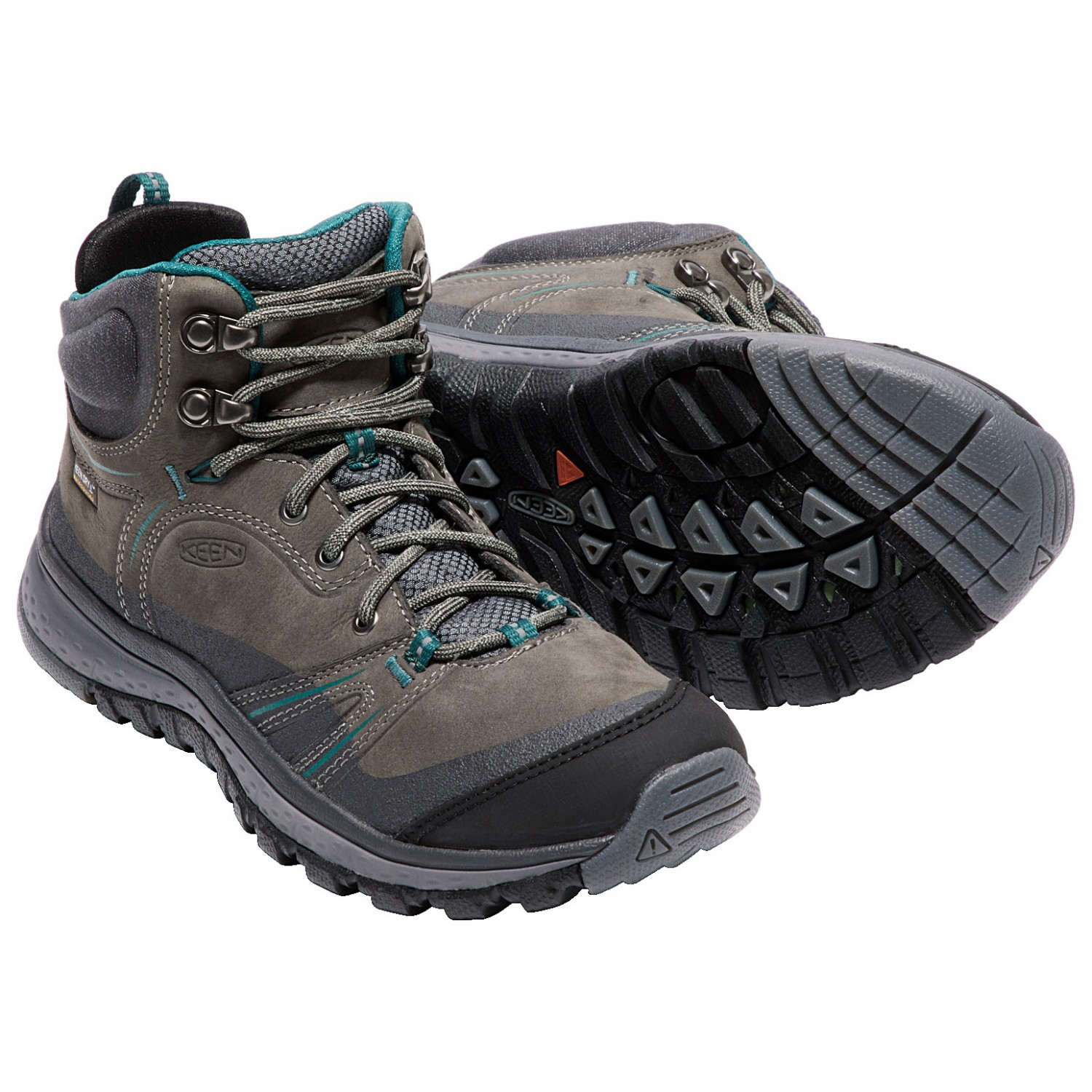 ad6337f58f4 Keen Terradora Leather Mid WP - Walking Boots Women's | Free UK ...