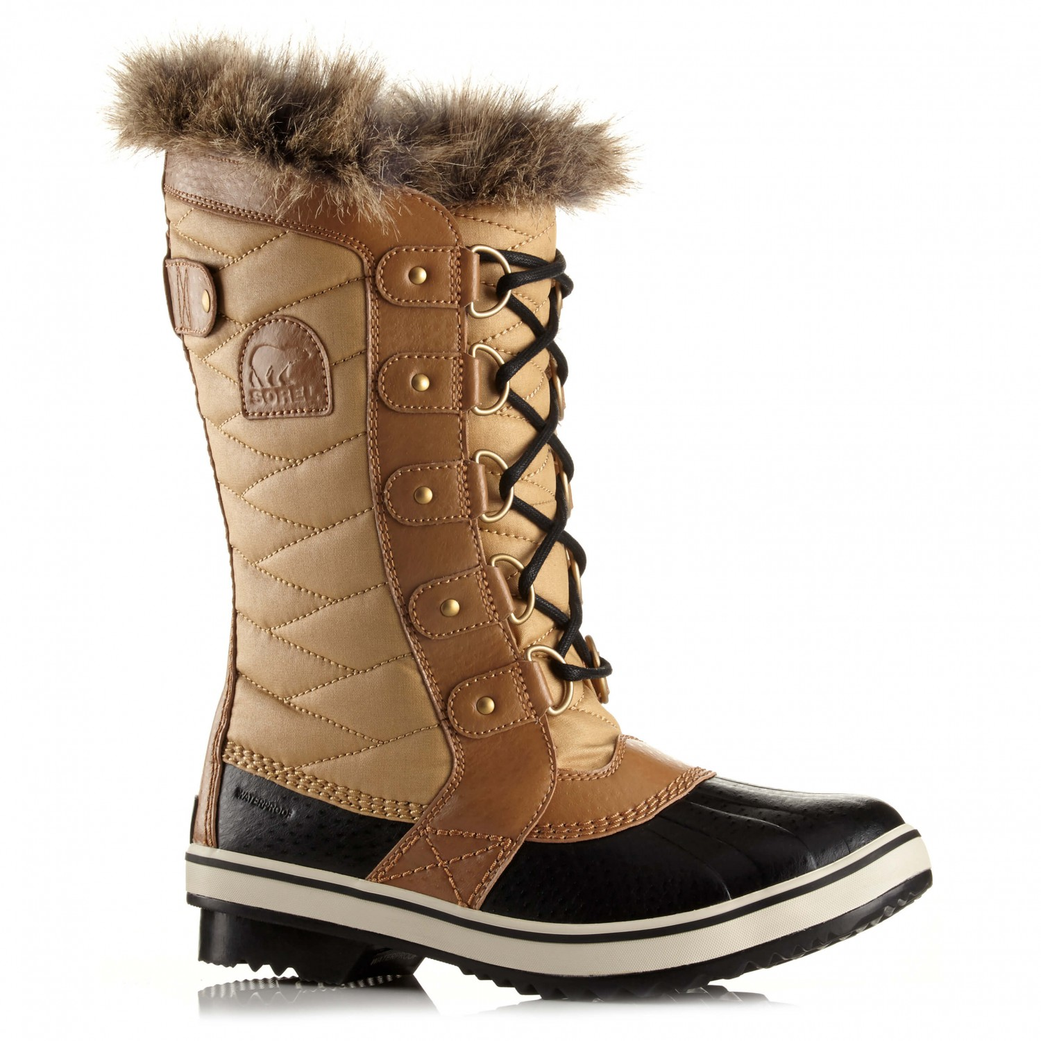 lowest price 54991 0fcf9 Sorel - Women's Tofino™ II - Winterschuhe - Black / Stone | 6 (US)