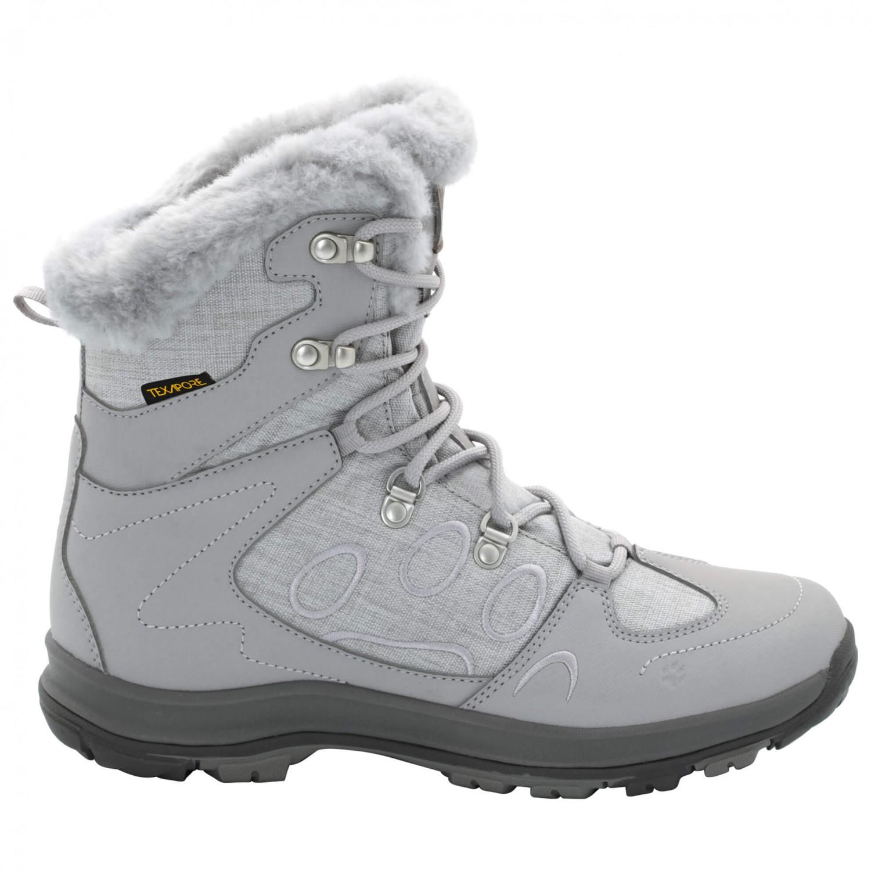 jack wolfskin ladies winter boots dames