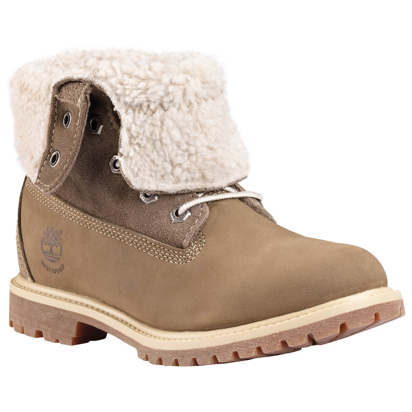 excellent quality autumn shoes pretty nice Timberland Auth Teddy Fleece WP - Winter boots Women's | Buy ...