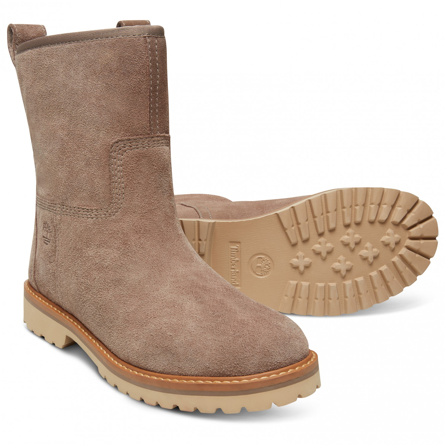 sale retailer 6a5e2 4a69d Timberland - Women's Chamonix Valley Winter - Scarpe invernali - Taupe Grey  Suede | 9,5 (US)