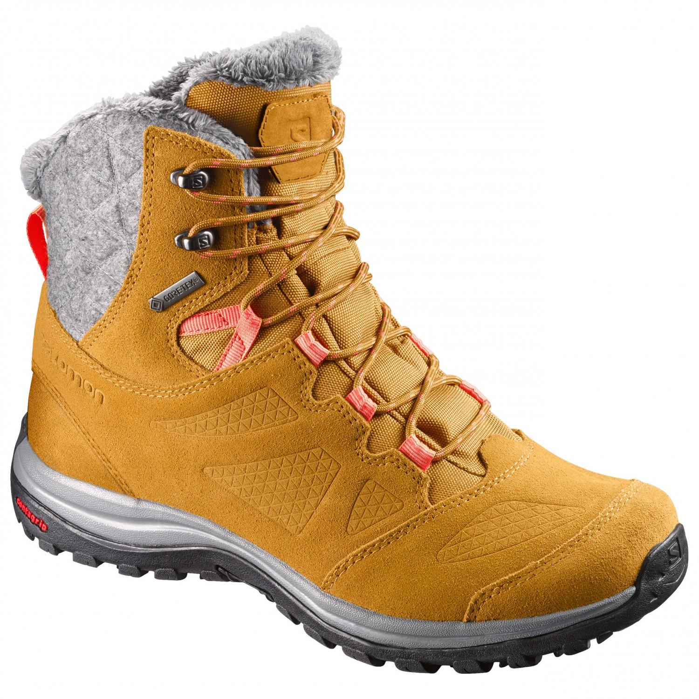 Salomon Women's Ellipse Winter GTX Chaussures hiver