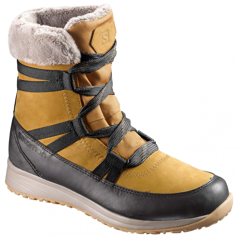 Salomon W Heika Leather Cs Waterproof B3ktBZQh5