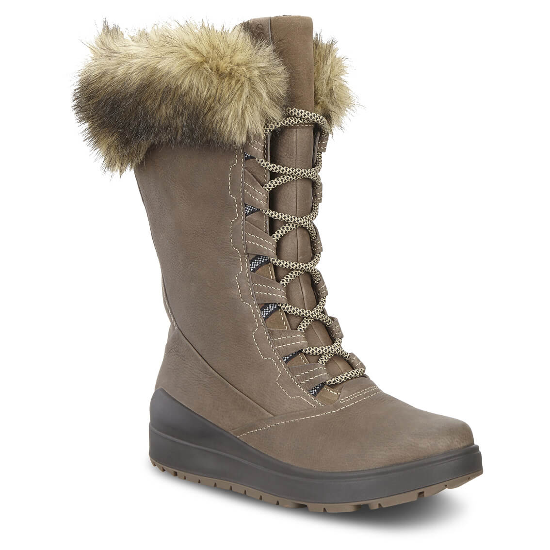 ecco noyce sibiria ii hydromax winter boots s