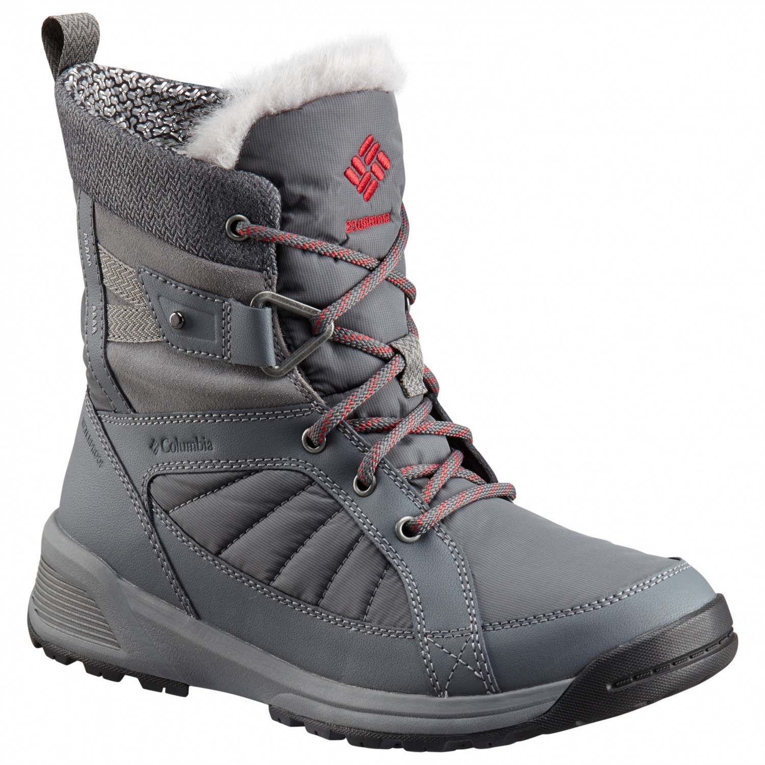 5345073a114 Columbia Meadows Shorty Omni-Heat - Chaussures d hiver Femme ...