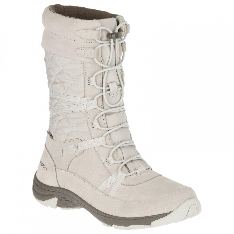 a97532e9eb Merrell - Women's Approach Tall - Winter boots - Black | 37 (EU)