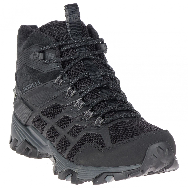 tukkuhinta katsella iso alennus Merrell - Women's Moab FST 2 Ice+ Thermo - Winter boots - Black | 37,5 (EU)