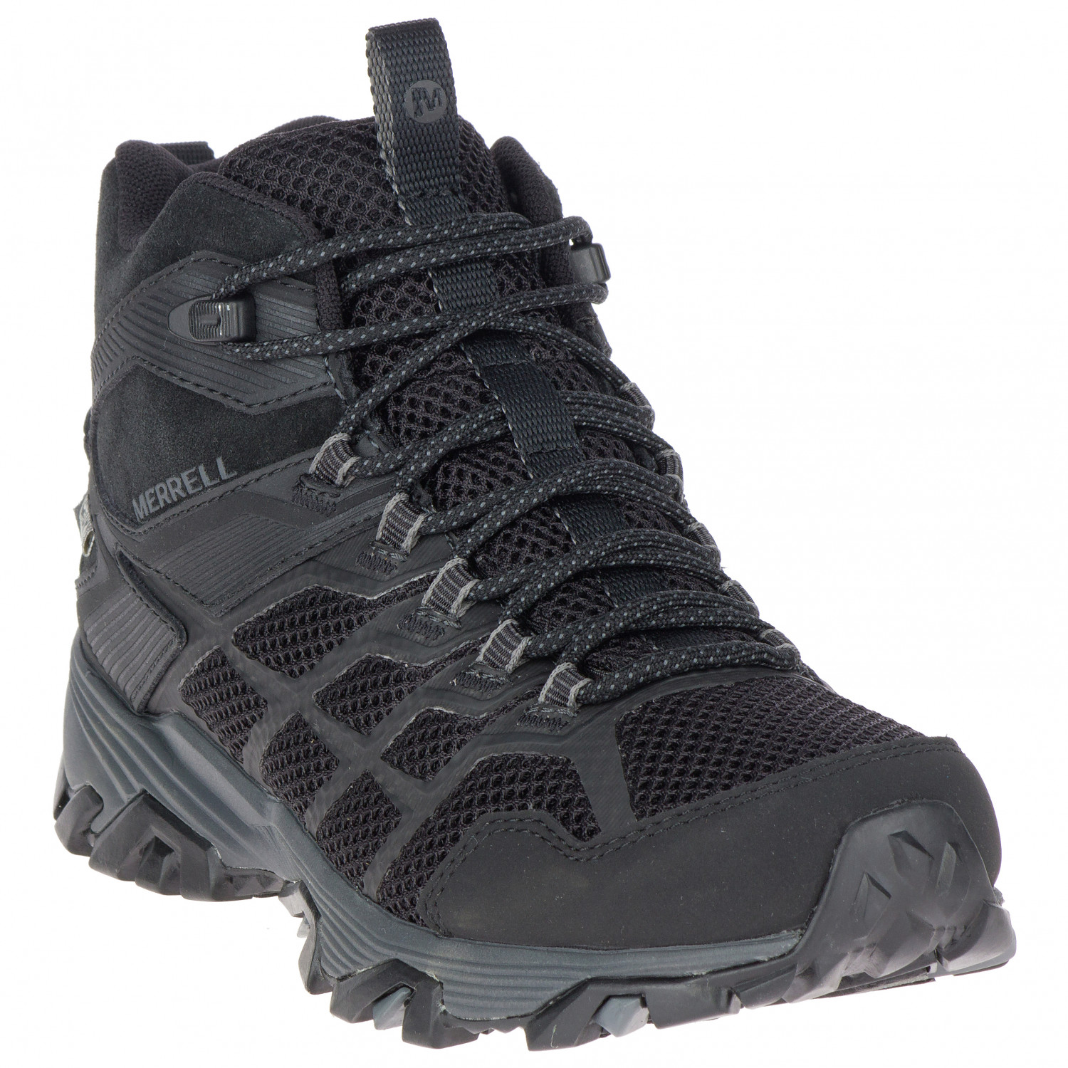 Merrell Moab FST 2 Ice+ Chaussures Thermos Femme, black sur