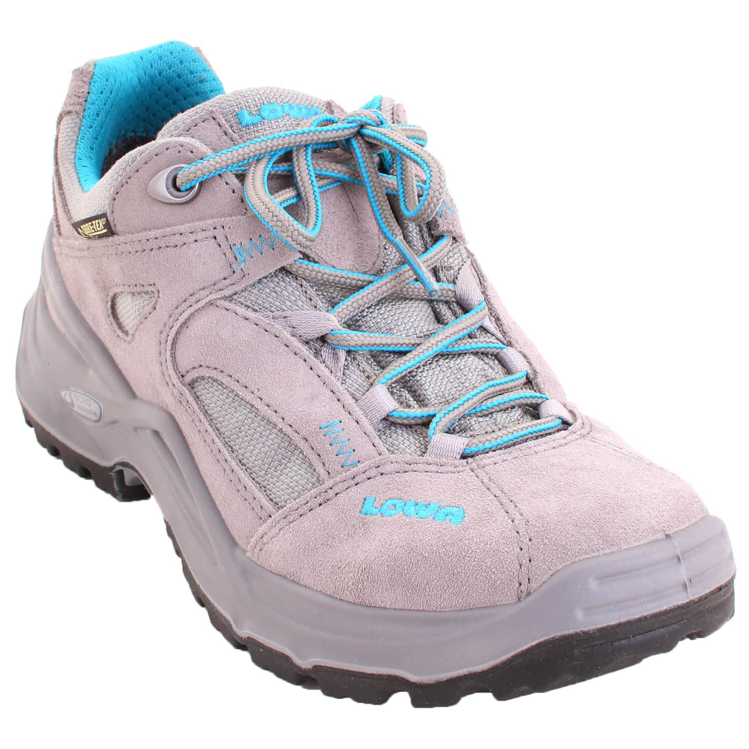 Lowa Women's Sirkos GTX Multisportschuhe Anthrazit Beere | 4 (UK)