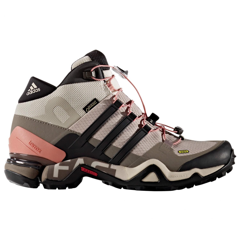 adidas women 39 s terrex fast r mid gtx multisport shoes. Black Bedroom Furniture Sets. Home Design Ideas