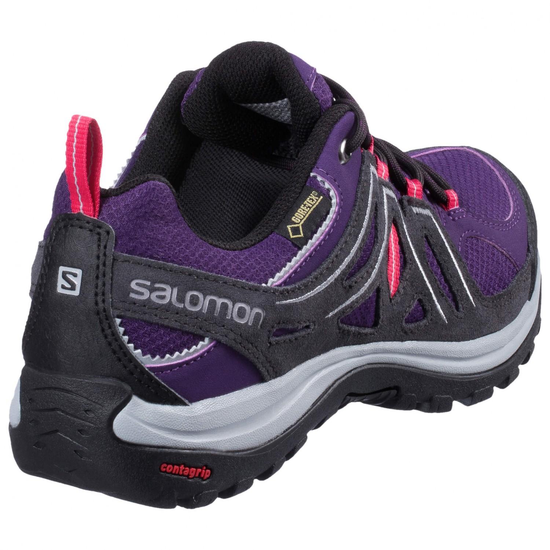 prix le plus bas 35b65 736f6 Salomon - Women's Ellipse 2 GTX - Multisport shoes - Magnet / Black /  Atlantis | 4 (UK)
