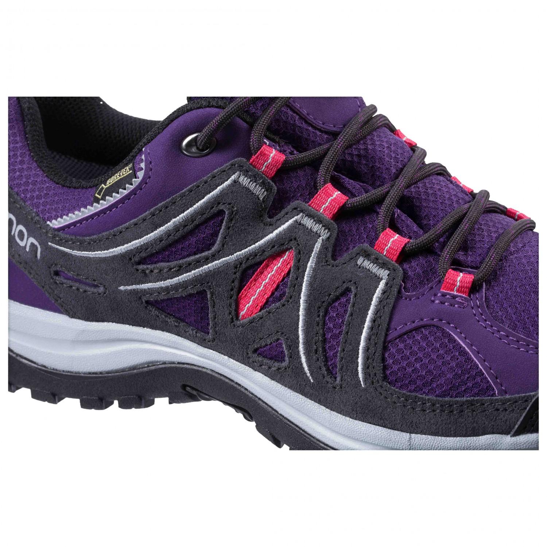 6ce838360e976 Salomon - Women's Ellipse 2 GTX - Multisport shoes - Magnet / Black /  Atlantis   4 (UK)