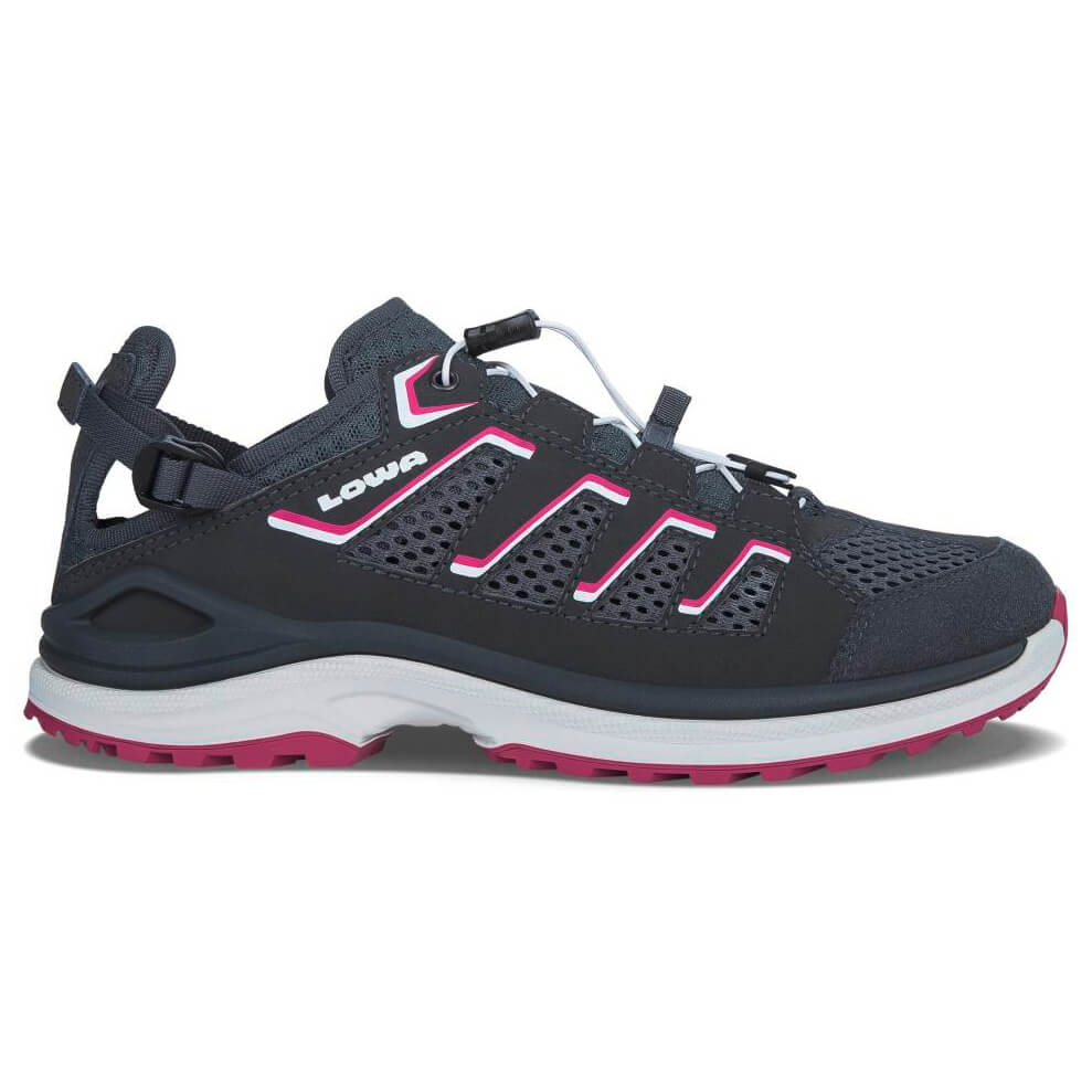 Lowa - Women's Madison Lo - Multisportschuhe Graphit / Beere