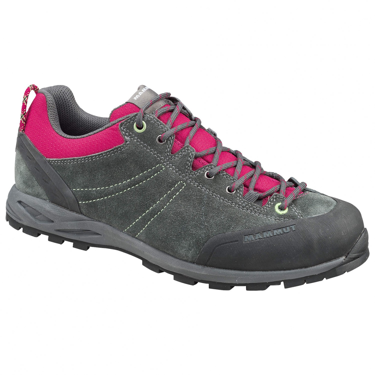 Mammut - Wall Low Women - Multisportschuhe Graphite / Magenta