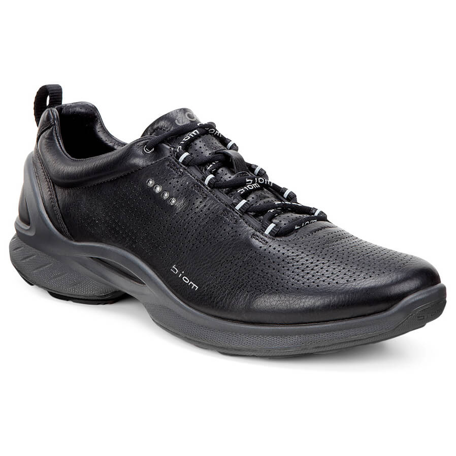 Ecco Women's Biom Fjuel Yak Leather Multisportschoenen Black | 37 (EU)